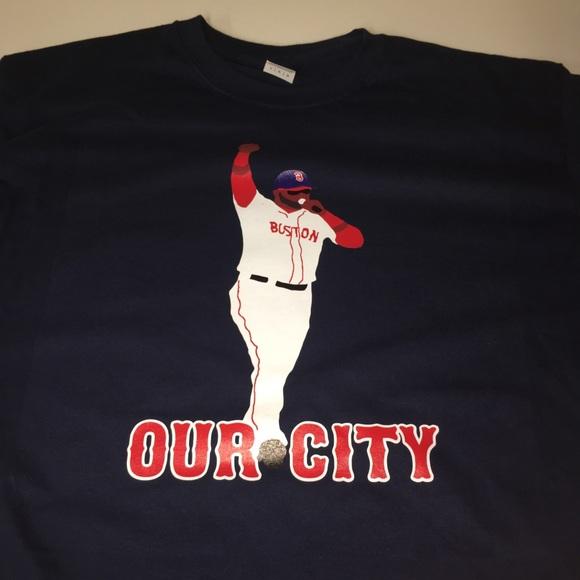 ab669f49c Shirts | Boston Red Sox David Ortiz Shirt | Poshmark